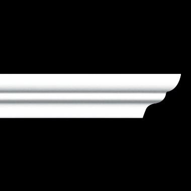 Sachex Polystyrénová lišta - 75ks-karton - S50