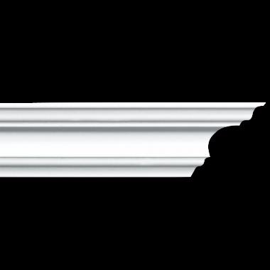 Sachex Polystyrénová lišta - 40ks-karton - K60