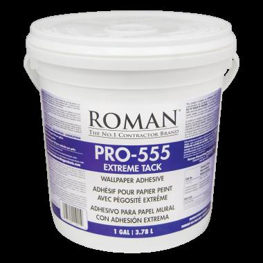 Roman Products, LLC: PRO-555 Extreme Tack Adh 3,78l  - spotreba 0,25l/m2 - 11901